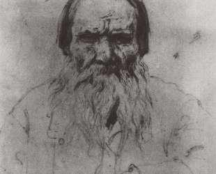 Сказитель Василий Петрович Щеголенок (Щеголенков) — Василий Поленов