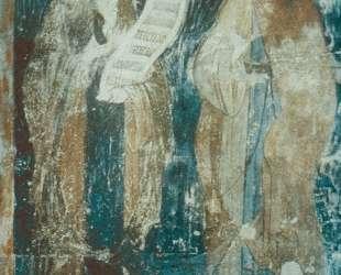 Преподобный Варлаам и его ученик царевич Иоасаф — Андрей Рублёв