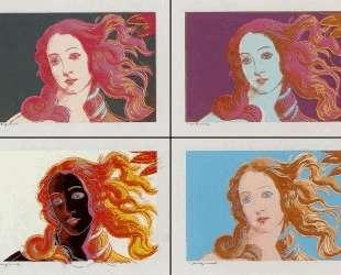 Venere Dopo Botticelli — Энди Уорхол