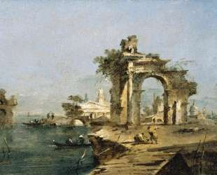 Venetian Capriccio — Франческо Гварди