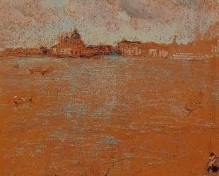 Venetian Scene — Джеймс Эббот Макнил Уистлер