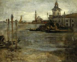 Venice — Джон Генри Твахтман (Tуоктмен)