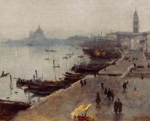Venice in Grey Weather — Джон Сингер Сарджент