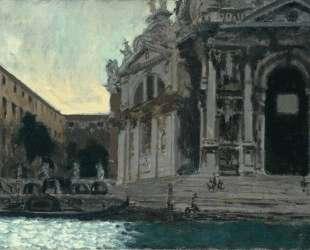 Venice, la Salute — Уолтер Сикерт