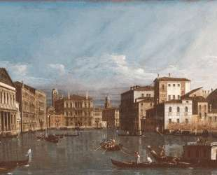 Venice Veduta — Бернардо Беллотто