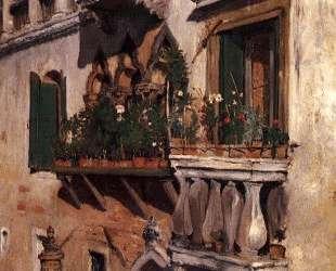 Venice — Уильям Меррит Чейз
