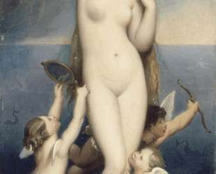 Venus Anadyomene — Тициан