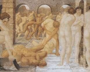 Венера. Разногласия — Эдвард Бёрн-Джонс