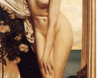 Venus Disrobing For The Bath — Фредерик Лейтон