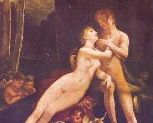 Venus und Adonis — Пьер Поль Прюдон