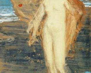 Venus with Organist — Джеймс Эббот Макнил Уистлер