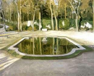 Версаль. 'Зеркальце' в Трианоне — Александр Бенуа