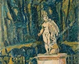 Версаль. Статуя. — Пётр Кончаловский