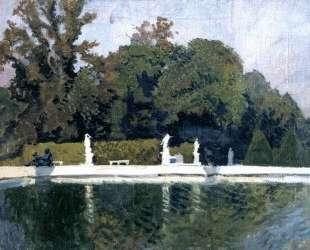 Версаль. Водный партер — Александр Бенуа