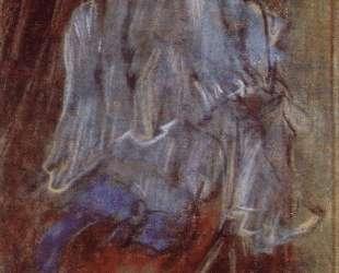 Одежда на стуле — Эдгар Дега