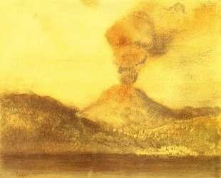 Везувий — Эдгар Дега