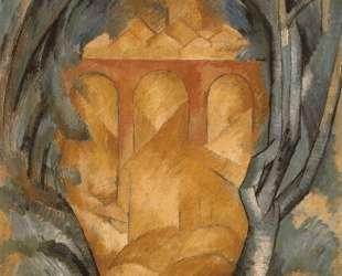 Виадук в Эстаке — Жорж Брак