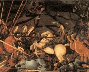 Победа над Бернардино делла Чарда — Паоло Уччелло