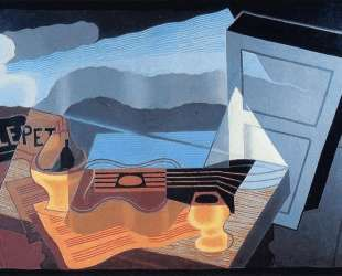View across the Bay — Хуан Грис