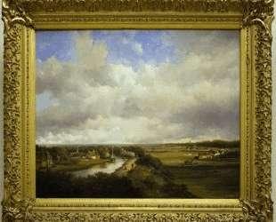 View from Dekkersduin — Иохан Хендрик Вейсенбрух