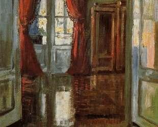 View into the Apartment of Leopold and Marie Czihaczek — Эгон Шиле