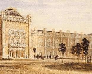 View of Arsenal Museum — Рудольф фон Альт