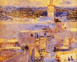 View of Meknes, Morocco — Тео ван Рейссельберге