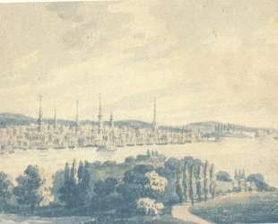 View of New York — Павел Свиньин