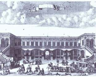 View of the Gagarin's Moscow Mansion from the Courtyard — Алексей Зубов