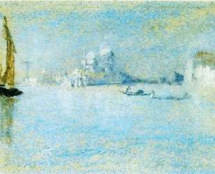 View of Venice — Джеймс Эббот Макнил Уистлер