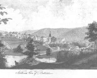 View of Betlehem — Павел Свиньин