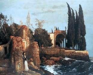 Villa by the Sea — Арнольд Бёклин