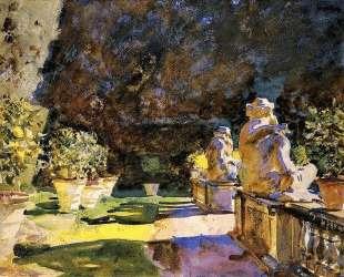 Villa di Marlia: Lucca — Джон Сингер Сарджент
