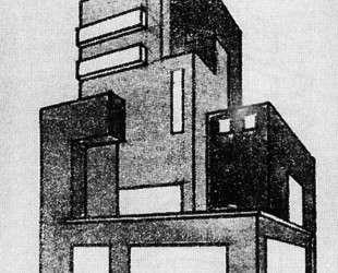 Villa in the City — Марсель Янко