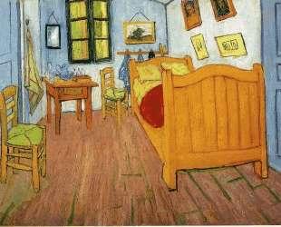 Vincent's Bedroom in Arles — Винсент Ван Гог