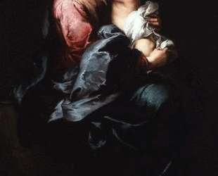 Virgin and Child — Бартоломе Эстебан Мурильо