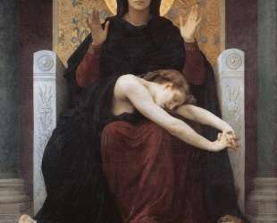 Virgin Comforter — Вильям Адольф Бугро