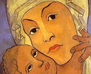 Virgin with Infant — Франсис Пикабиа