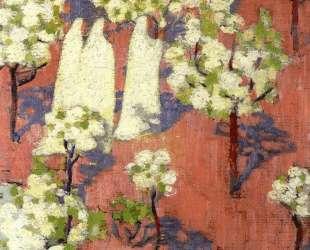 Virginal Spring (Flowering Apple Trees) — Морис Дени