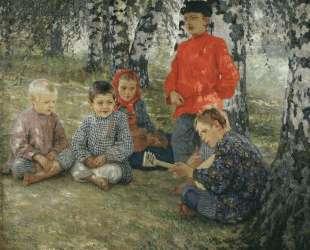 Виртуоз — Николай Богданов-Бельский