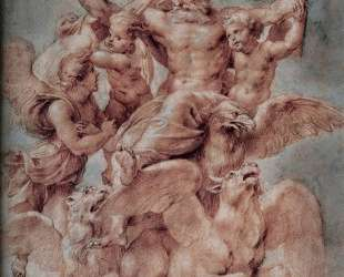 Vision of Ezekiel — Питер Пауль Рубенс