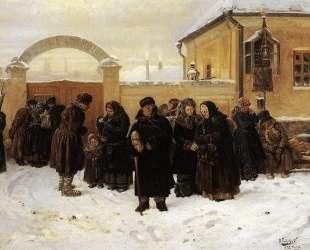 Ожидание — Владимир Маковский