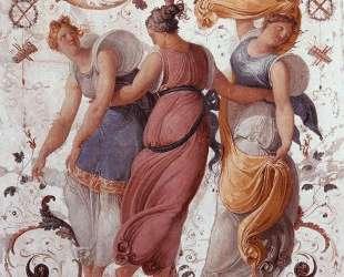 Wall Decoration (detail) — Франческо Хайес