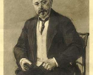 Walther Nernst — Макс Либерман