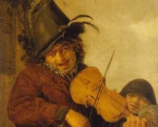 Wandering Musician — Адриан ван Остаде