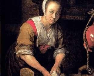 Washerwoman — Габриель Метсю