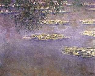Водяные лилии — Клод Моне