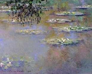 Water Lilies — Михаил Врубель