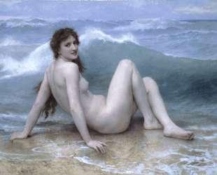 Wave — Вильям Адольф Бугро
