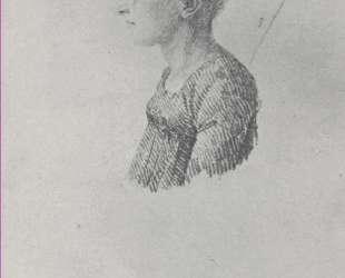 Luise Sponholz — Каспар Давид Фридрих